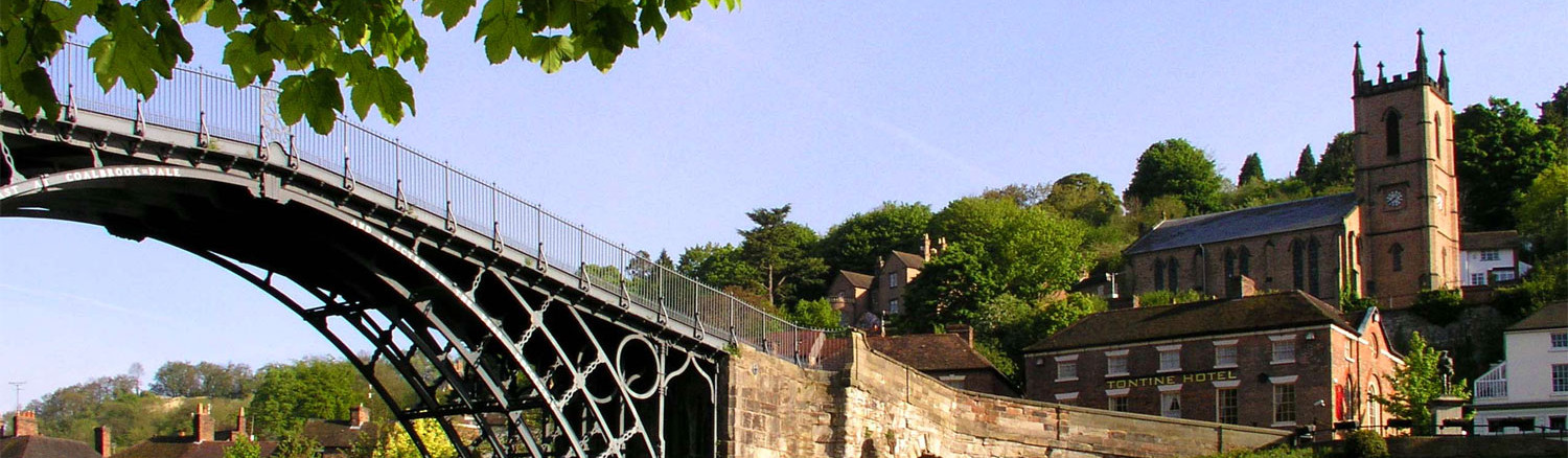 Ironbridge-Gorge-Shropshire